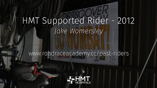 HMT Past Rider | Jake Womersley | HMT with JLT Condor Cycling Team