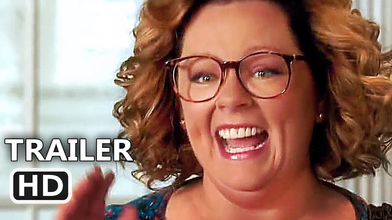 Life Of The Party Official Trailer 2018 Debbye Ryan Melissa