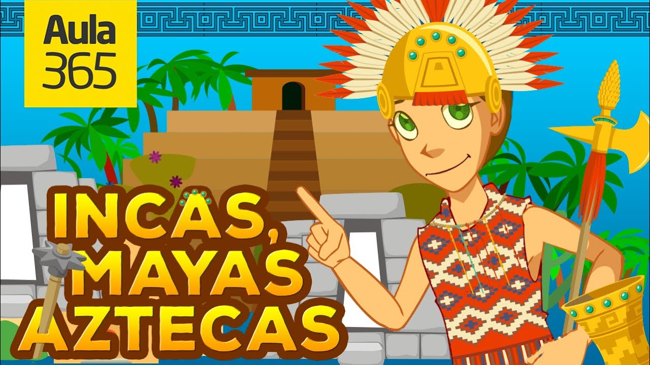 Pueblos Precolombinos: Los Mayas, Incas y Aztecas | Videos Educativos para Niños