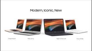 Samsung Notebook 3: Modern and Iconic