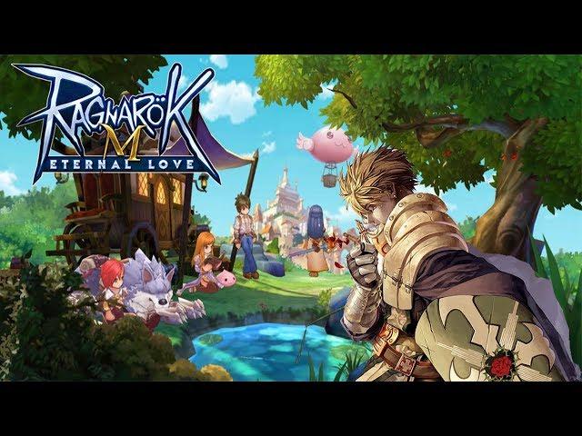 Ragnarok Eternal Love! - Templário, Payon e Nine Tails!!