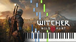 Download lagu The Witcher 3 Wild Hunt Piano Medley - Sheet Music & Midi