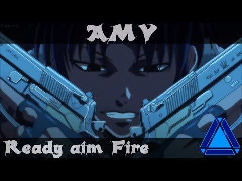 Black Lagoon { AMV } Ready aim Fire [ Nightcore ]