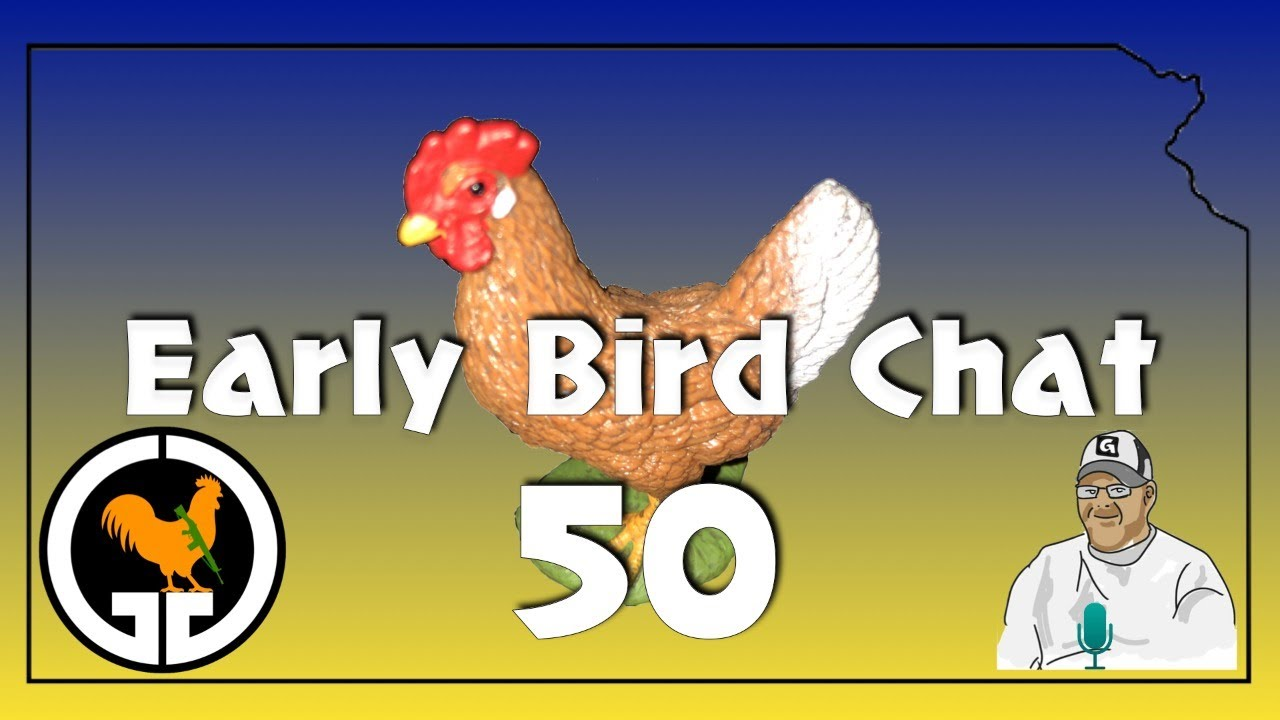 Early Bird Chat #50