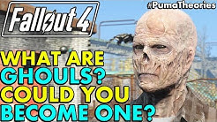Fallout 4: What Are Ghouls and Could you actually Become one? (Lore and Theory) #PumaTheories