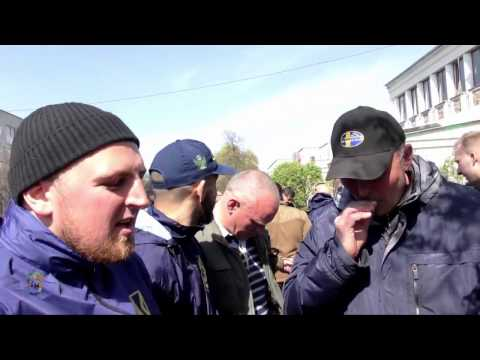Сходняк у Конотопі..'Украинский