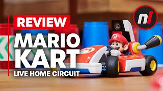 Mario Kart Live: Home Circuit Nintendo Switch Review - Is It Worth It?