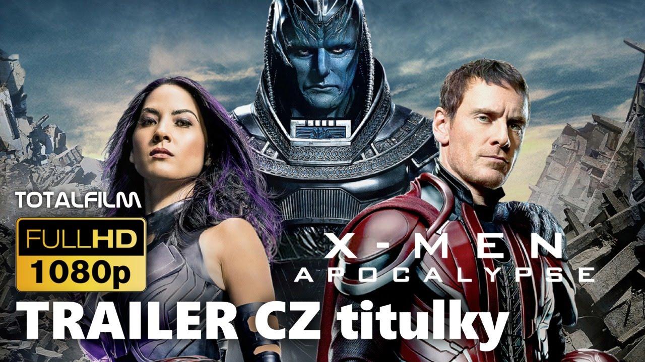 X-Men: Apokalypsa (2016) CZ HD trailer