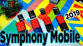Symphony New Feature Pnone 2019 D37 D41 BL97 B65  phone Review