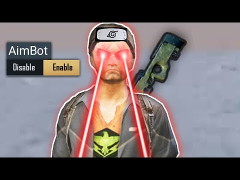 when-noobs-turn-on-aimbot-in-pubg-mobile!