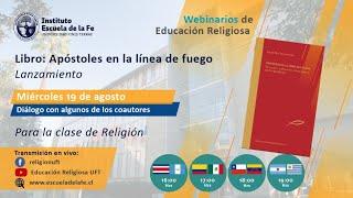 """Lanzamiento Libro digital """"Apóstoles en la línea de fuego"""""""