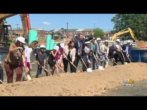 Groundbreaking On New Colgate Elementary School Takes Place