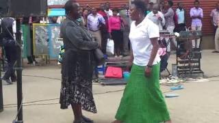 MAMA MKWE- BY ROSE MUHANDO IN THE STREETS OF NAIROBI