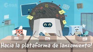 Las Aventuras épicas de BepiColombo | 1a Parte:  Hacia la plataforma de lanzamiento!