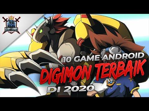 10 Game Android Digimon Terbaik Di 2020