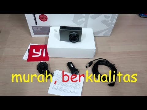 Mudik Aman Bersama Xiaomi Yi Smart Dashcam - Unboxing Review Indonesia! #53