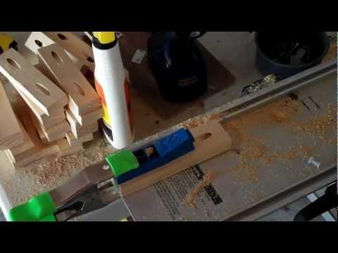 Wood Dog Crate DIY Mini Kreg Jig