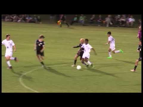 Michael Weston 9 John Paul II Varsity Soccer Highlights 2017