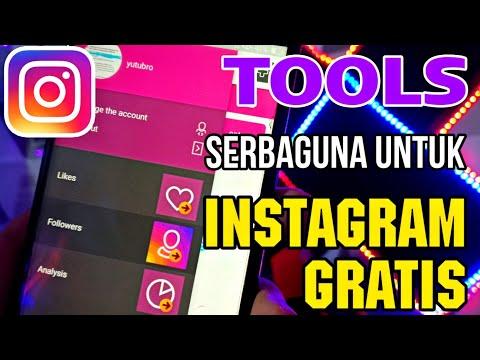 Terbaru!! Cara Menambah Followers dan Likes Instagram