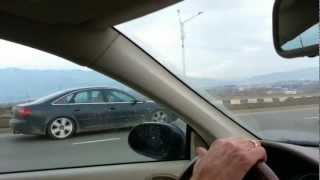 audi a6 2 7 vs mercedes clk 350 mp4