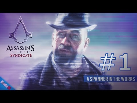 Assassin's Creed: Syndicate - Part 1 - Memory Sequence 1 - Walkthrough Gameplay