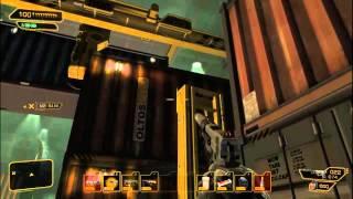 Deus Ex Human Revolution  Directors Cut часть 30 сборка гранатомета