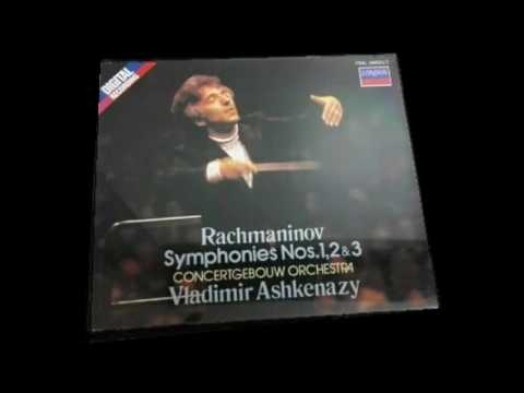 ラフマニノフ - 交響曲 第3番 イ短調 Op.44