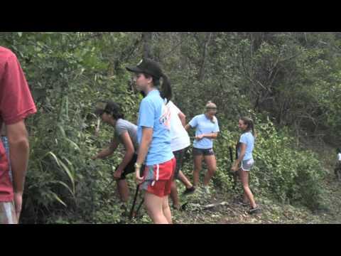 Marsh Heiau clean up