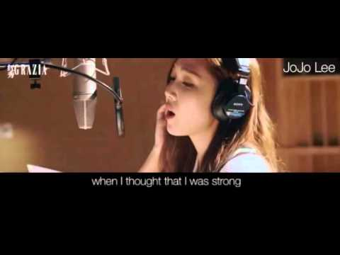 [LYRICS] Jessica Jung - Gravity Lyrics Video