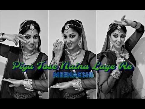 Piya Tose Naina Lage Re | Waheeda Rehman | Guide | Meenakshi DANCE