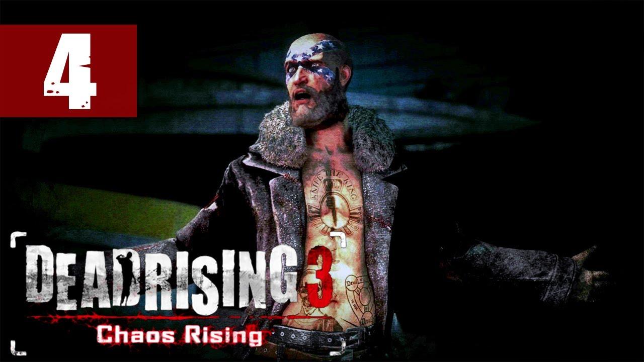Dead Rising 3 - Walkthrough - Chaos Rising DLC - Part 4 - Ending   DanQ8000 - YouTube