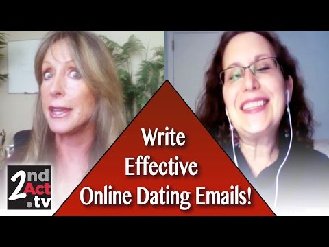 Baby Boomer Dating Tips!!!  Tips for Writing Online Dating Emails!!!