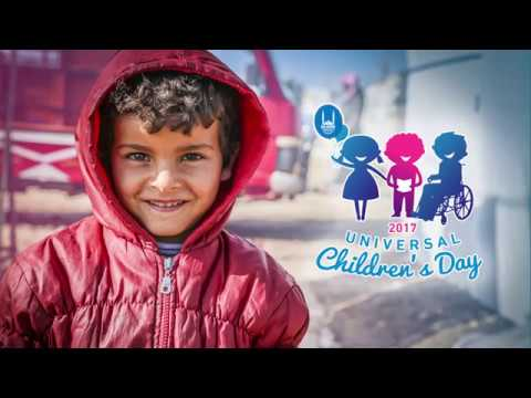 What Makes You Happy? - Universal Children's Day 2017
