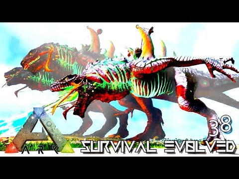 Video - ARK SURVIVAL EVOLVED - GODZILLA ARMY TAMED KAIJU