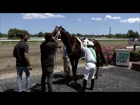 video thumbnail for MONMOUTH PARK 07-12-20 RACE 3