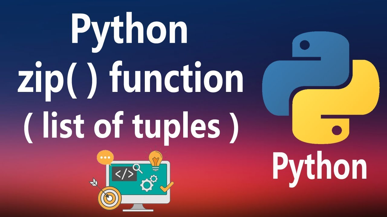 How to Use Zip( ) Function in Python