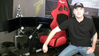 Open Wheeler Sim Racing Cockpit Review