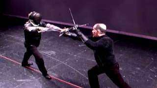 Video Italian Rapier Fencing: Defensive technique with the rapier and dagger download MP3, 3GP, MP4, WEBM, AVI, FLV Juli 2018