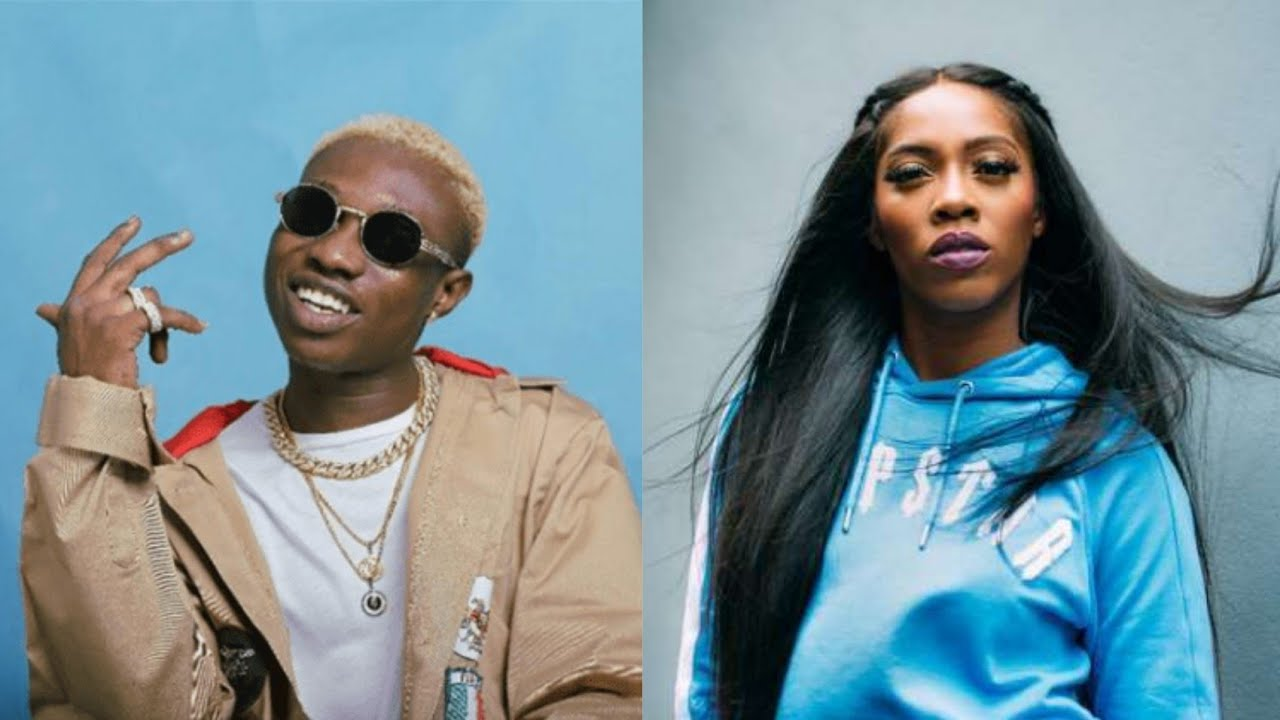 Trending 'Zlatan Ibile' Just Completed A New Song Featuring Tiwa Savage,  Listen