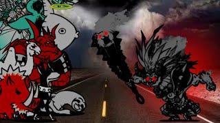 """The Battle Cats - """"THE BERSERKER!!"""""""