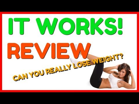 It Works Review Legit Weight Loss Body Wraps or Huge Scam?