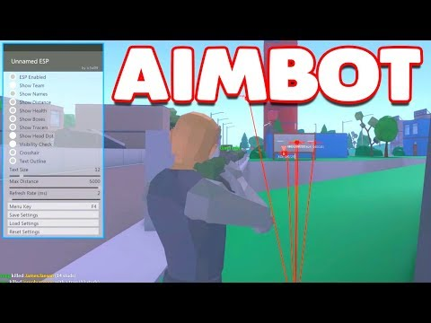 How To Get AIMBOT In Strucid | Roblox