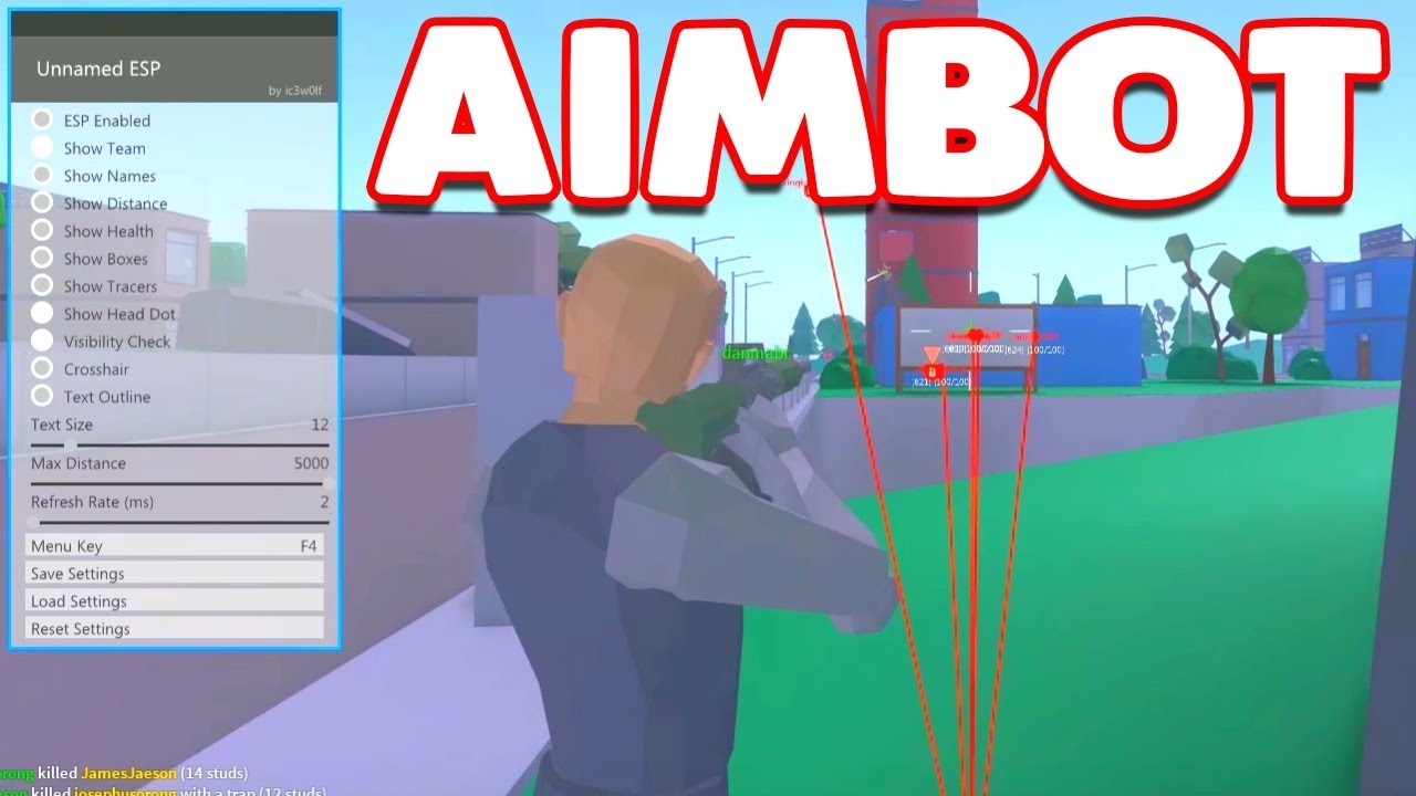 How To Get Aimbot In Strucid Roblox Youtube