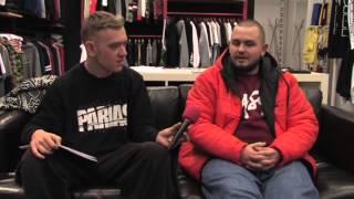 Gruby Mielzky – wywiad dla NovyTV