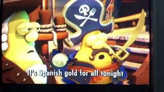 Veggie Tales Spanish Gold Combo