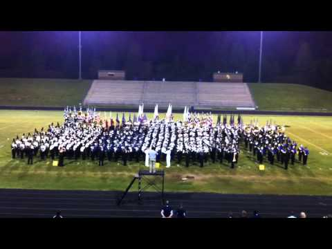 Preview 2012 Combined Bands