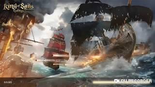 King Of Sails: Морские сражения. бой на парусных кораблях.