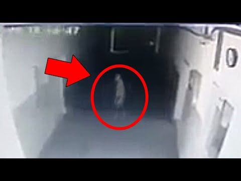 Real Ghost Caught On Camera? 5 SCARY Videos