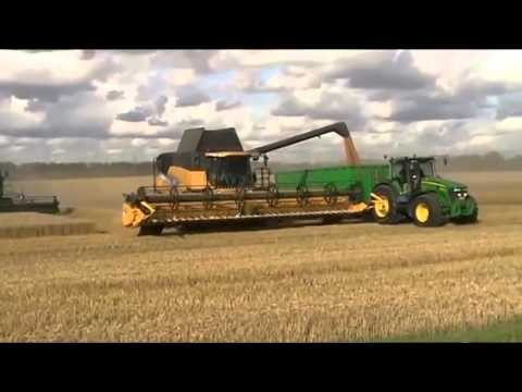 amazing machines compilation, big farm tractors working, farmers working in fields