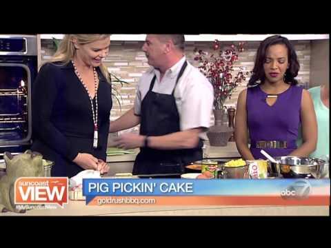 Pig Pickin' Cake